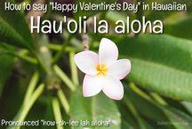 Hawaiian Valentines