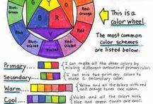 colour tones