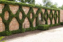 Garden walls and boundaries