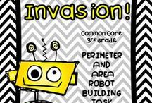 Math performance events / Performance and PBL activities for math including place value, addition, subtraction, multiplication, division, fractions, geometry, measurement, graphing.