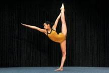 Bikram. Standing bow pose