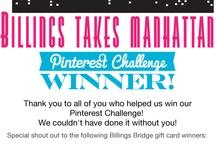 My NYC Pinterest Challenge!