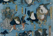 浮世絵動物