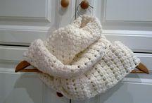 Mes ouvrages - Crochet / Mes ouvrages au crochet