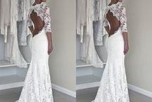 wedding dress/ideas
