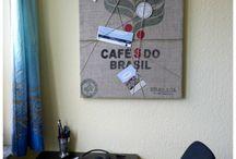 Kaffeesack-Ideen