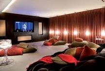 Cinema basement / by Heidi O'Keefe Potter
