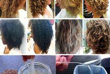 Truques cabelos