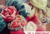 DIY : Fabric Flower