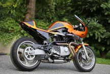 Buell Cafe Racers and Customs / by Return of the Cafe Racers