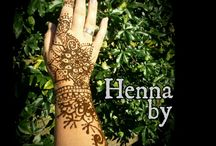 Henna by Face Fantasy | BodyArt / All designs are made by Face Fantasy | BodyArt and made of 100% natural henna