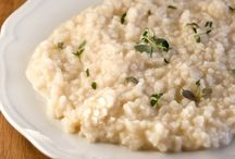 Risotto, Rice & Quina / by Christine Burke