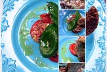 Tartar mit Avocado und Tomate / lecker und leicht