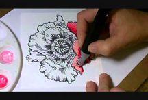 coloring videos