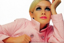 Twiggy and the Sixties
