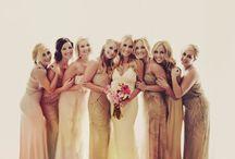 Weddings // Bridesmaids / by Chelsea Van Arnam