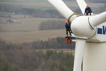 Wind Turbine Rope Access / Wind Turbine Rope Access