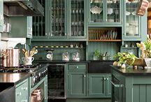 Kitchen Ideas / by MissyAnn
