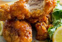 Csirke receptek