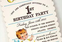 Cards, fonts, invitations / by Kristen Nuckols