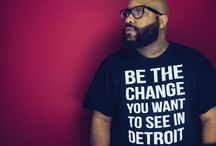 Detroit / The Love For My City