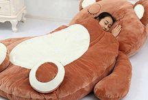 Sacos de dormir animales