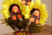 Thanksgiving  / by Megan Giacchina Obinor
