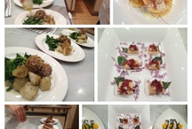 Working as a Private Chef in Umbria ,Orvieto / I thought it was nice to show some of my dishes during my Private Chef service. Pics are taken by my assistents  phone (not mine, I have a 20 euro phone!). Any way if one day you'll be around in #Umbria, this is what you could get! ciao