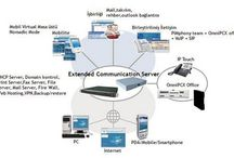 alcatel extended communication server