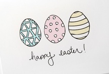 Easter Cards / by Betty Joyce