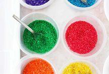 Una vita a colori / I colori rappresentano il mondo emotivo del bambino