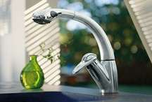 Fancy Faucets / Atomic Plumbing can install any new faucets for your bath and kitchen.