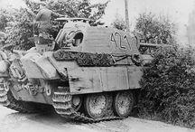 PzKpfw V Panther & Jagdpanther