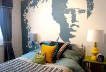 Patrick' s bedroom ideas / by Gina O'Shaughnessy