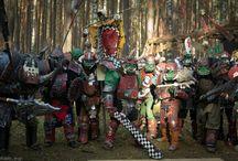 Warhammer Fantasy Cosplay