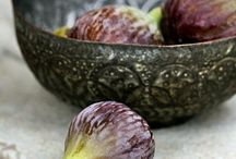 Figs / Beautiful inspirational ideas to be re-created as paintings or other craft ways