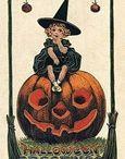 Fall - Halloween / by Crystal Adams