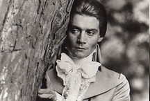 Percy, or Whomever He may be / Anthony Andrews + Scarlet Pimpernel