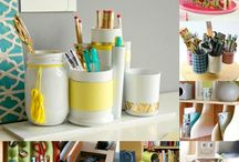 Craft Room Ideias