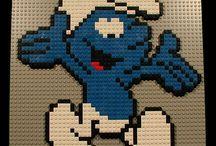 Lego Mosaicuri