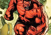 Super Hero & Comics