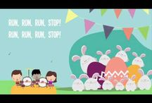 EASTER BUNNY SONGS