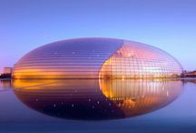 Amazing Glass Buildings / Images of amazing glass buildings across the world