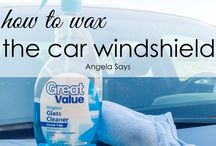 Windscreen Maintenance Tips