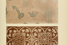 Textiles et décorations / by Gérault d'Armagnac