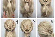 Easy Hair Do's