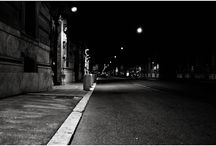 STREETS OF ROME / Streets at night