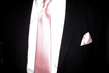 Dusty Pink & Black Weddings