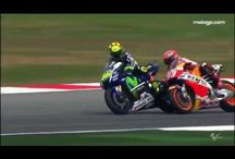Sepang Rossi and Marquez