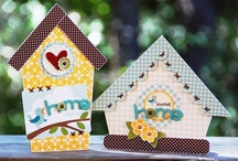 Cards - Home / by Kim Rohner